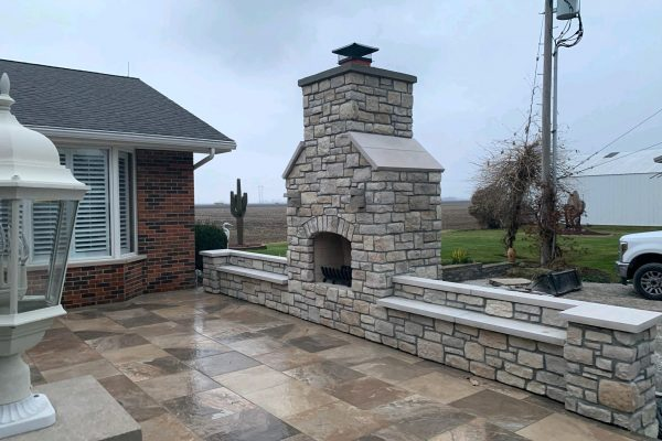 Fireplace client